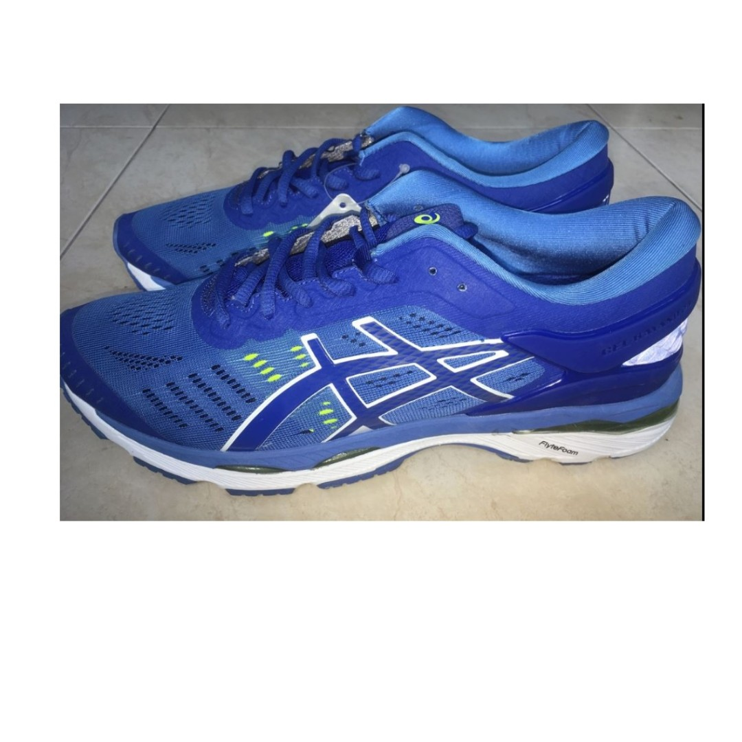 3590f69076c6 ASICS Kayano gel 24 men running shoes US9.5  115.00