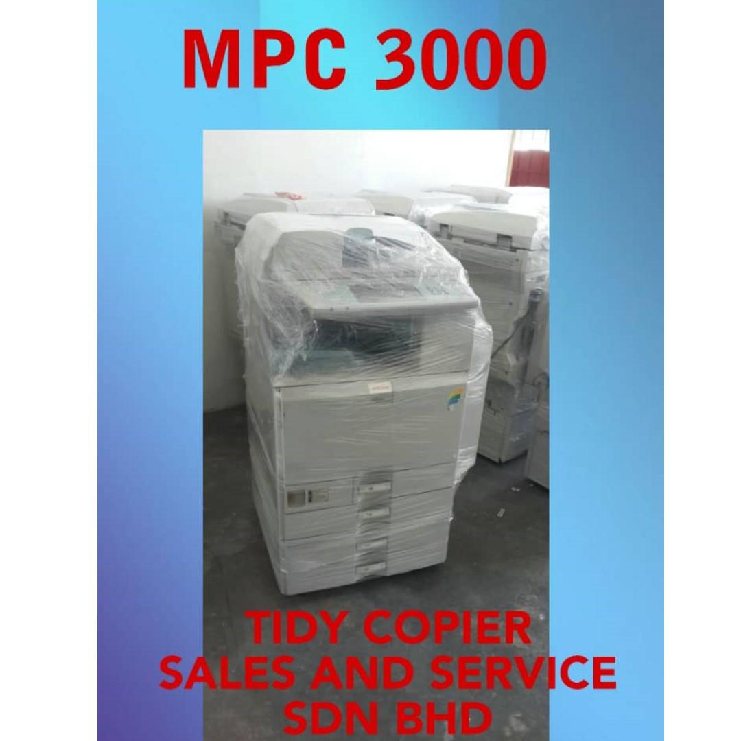 BEST PHOTOCOPIER MACHINE MPC 3000