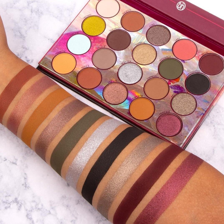 0bad1dcadc88f8 BH Cosmetics Royal Affair Eyeshadow Palette