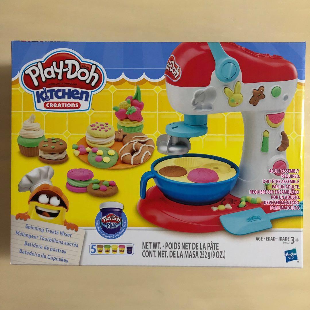 Bn Hasbro Play Doh Kitchen Creations Spinning Treats