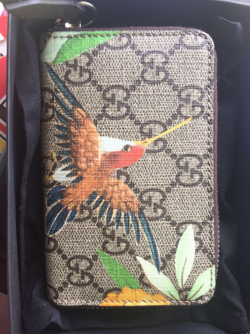 e29890feb29717 BNIB]Gucci tian cardholder , Men's Fashion, Bags & Wallets, Wallets ...