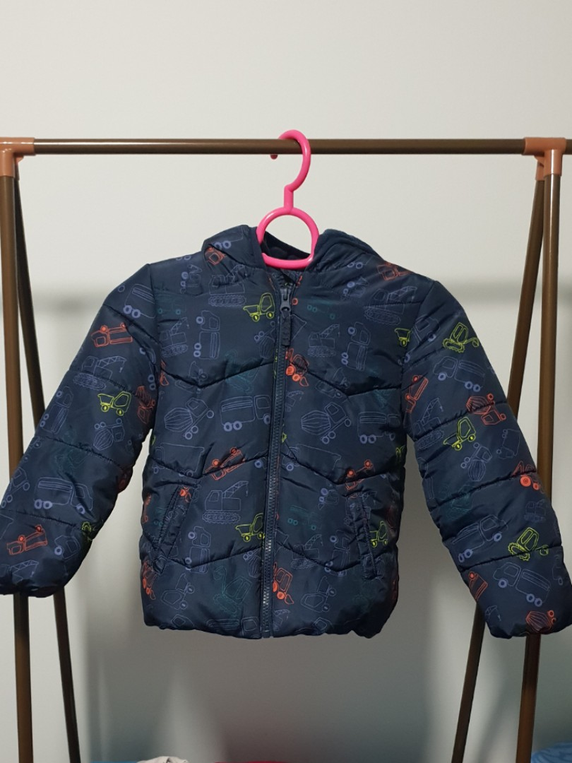 8fe6af250 4-5 yo Mothercare Boys Winter Jacket