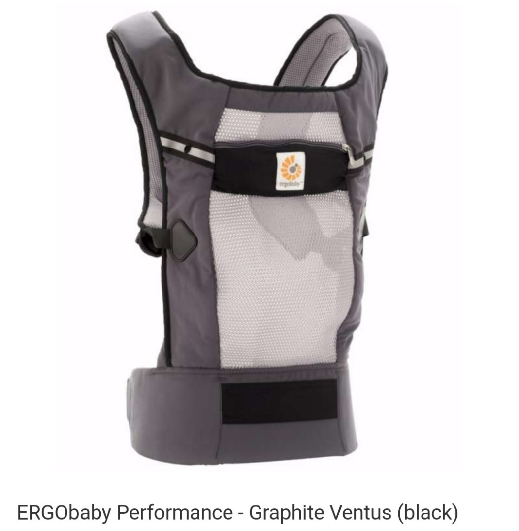 257e5c50df0 Brand new in box Ergobaby Performance baby carrier