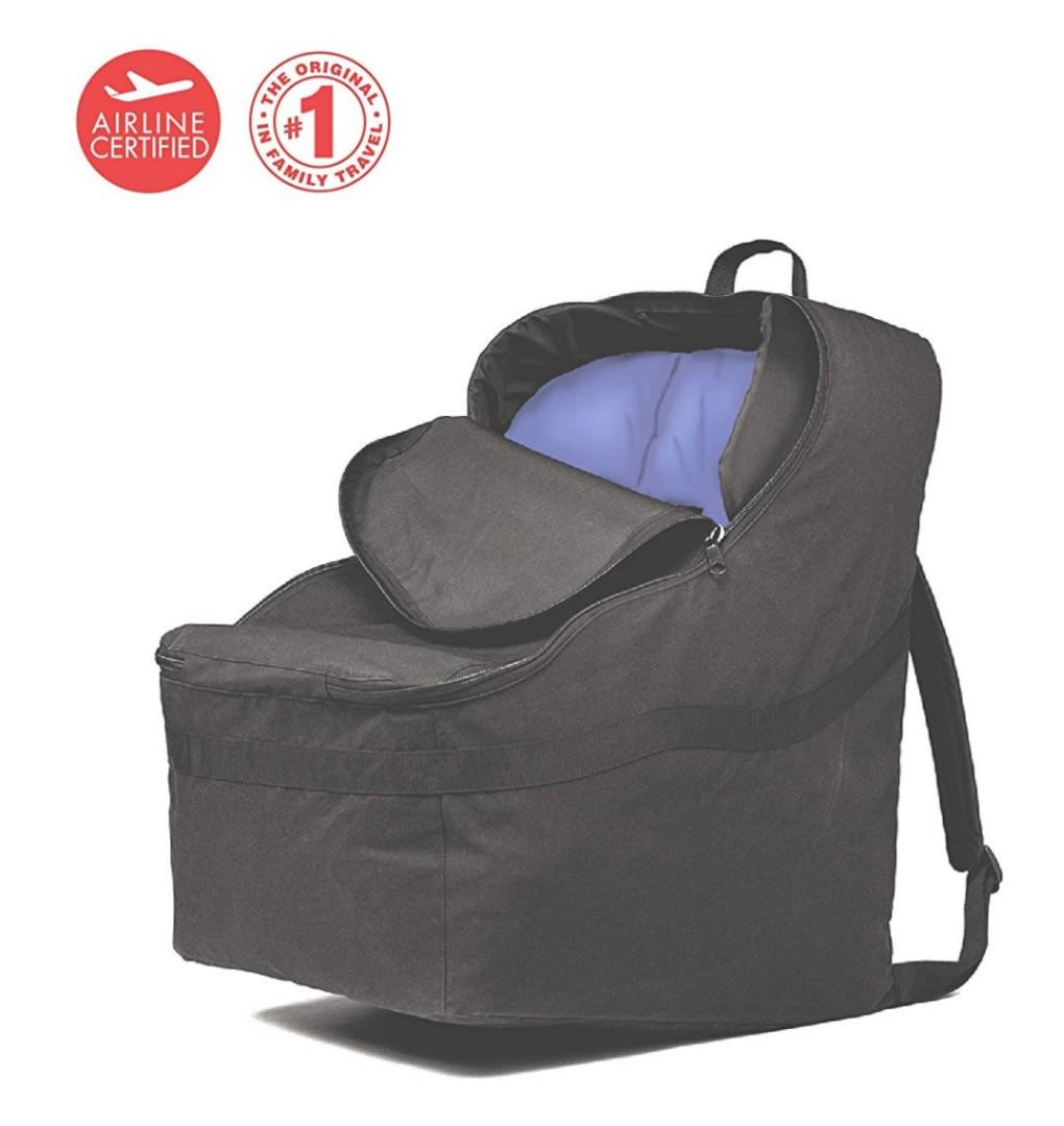 Car Seat Travel Bag Backpack