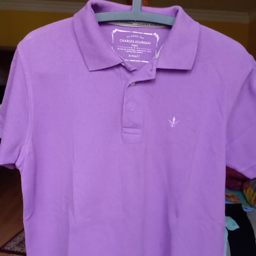 d90a84c5 Charles Jordan Shirt, Men's Fashion, Clothes, Tops on Carousell