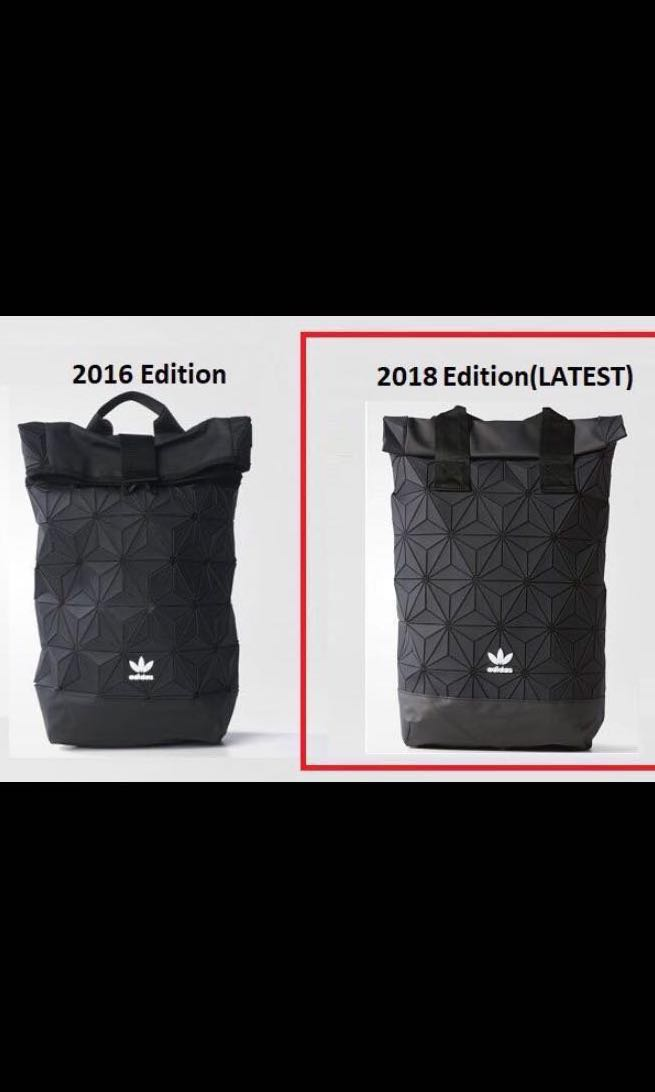 31cfb22c9742 CHEAPEST INSTOCK Adidas 3D 2018 Roll Top Backpack