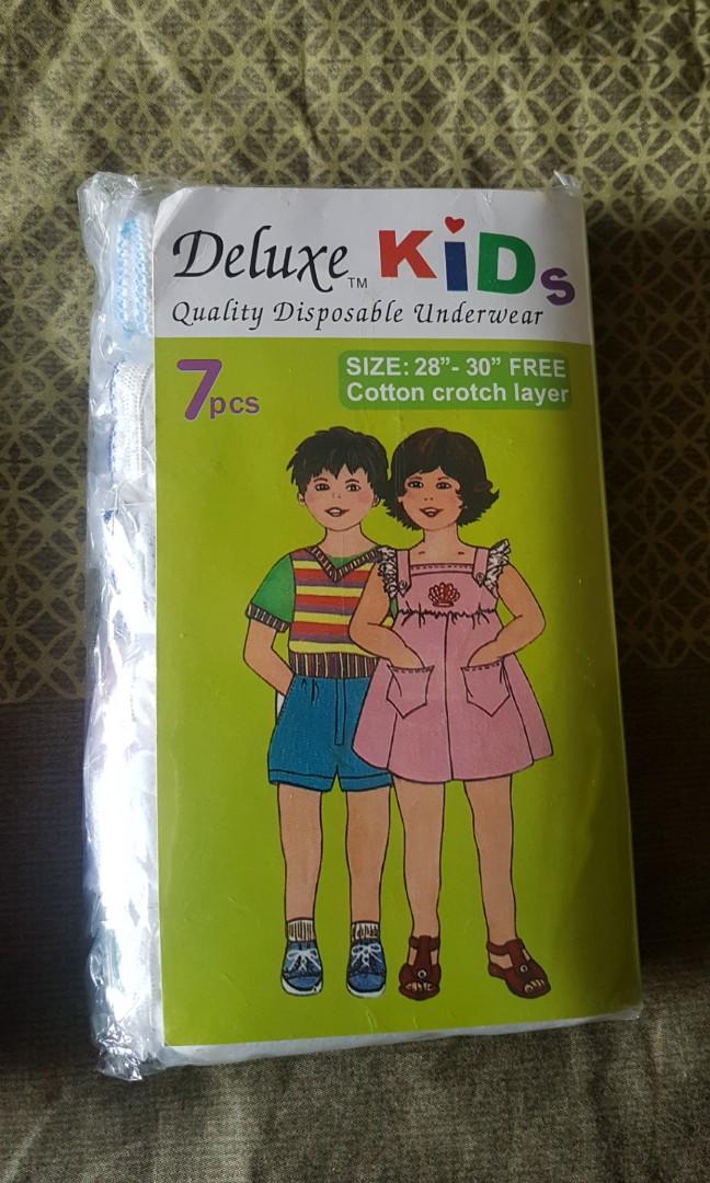 e3cd1669dba8 Children disposable underwear., Babies & Kids, Girls' Apparel, 4 to ...