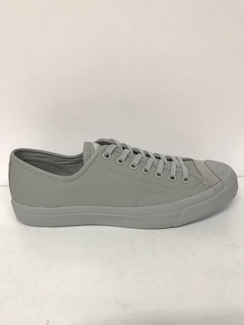 746003313fdb ... reduced converse jack purcell grey and black mens fashion footwear  sneakers on carousell 3acb1 2fa55