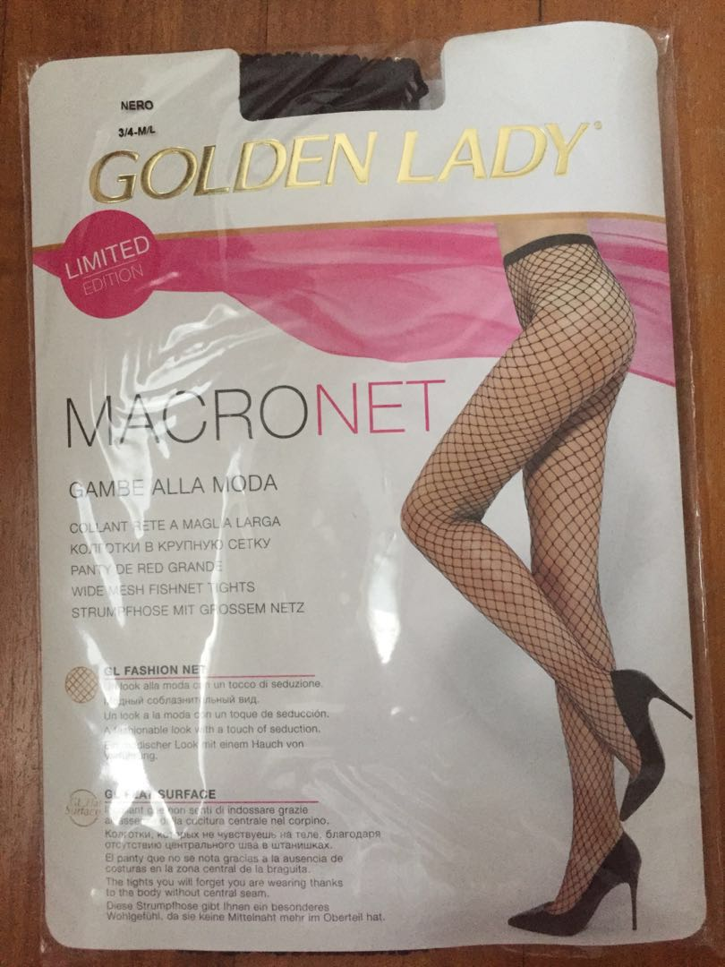 b97502d5ffb Fashion fishnet tights (Made in Italy)