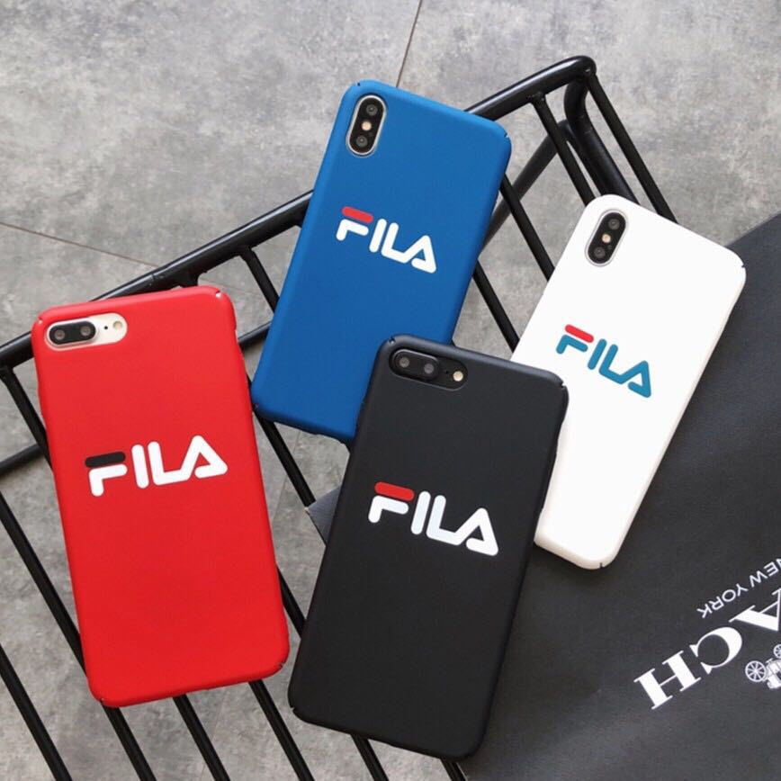 c49d96caa6c Fila Hard PC Matte Cover, Mobile Phones   Tablets, Mobile   Tablet  Accessories, Cases   Sleeves on Carousell