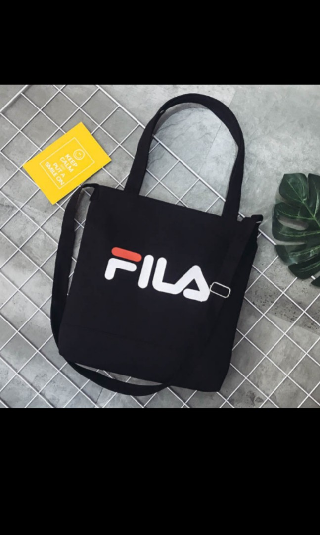 d7202ae31d 1 Fila long shoulder bag onlyy!!