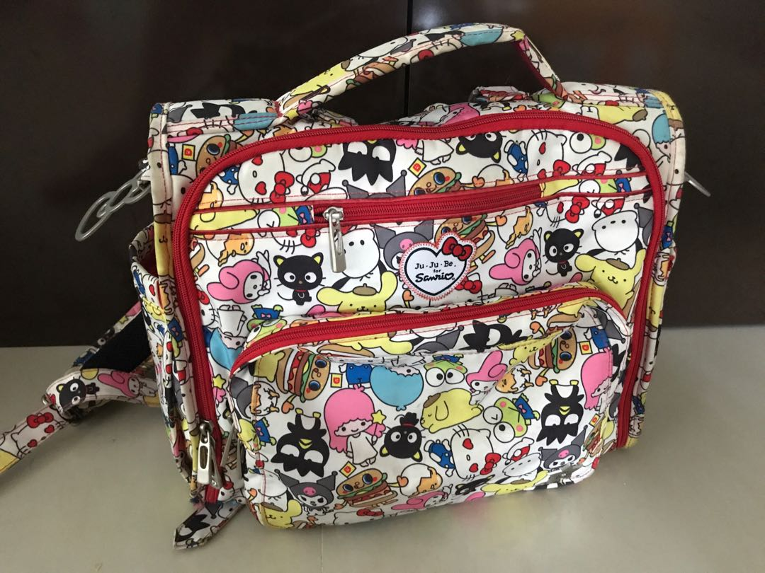 895d95916 Hello Kitty Diaper Bag