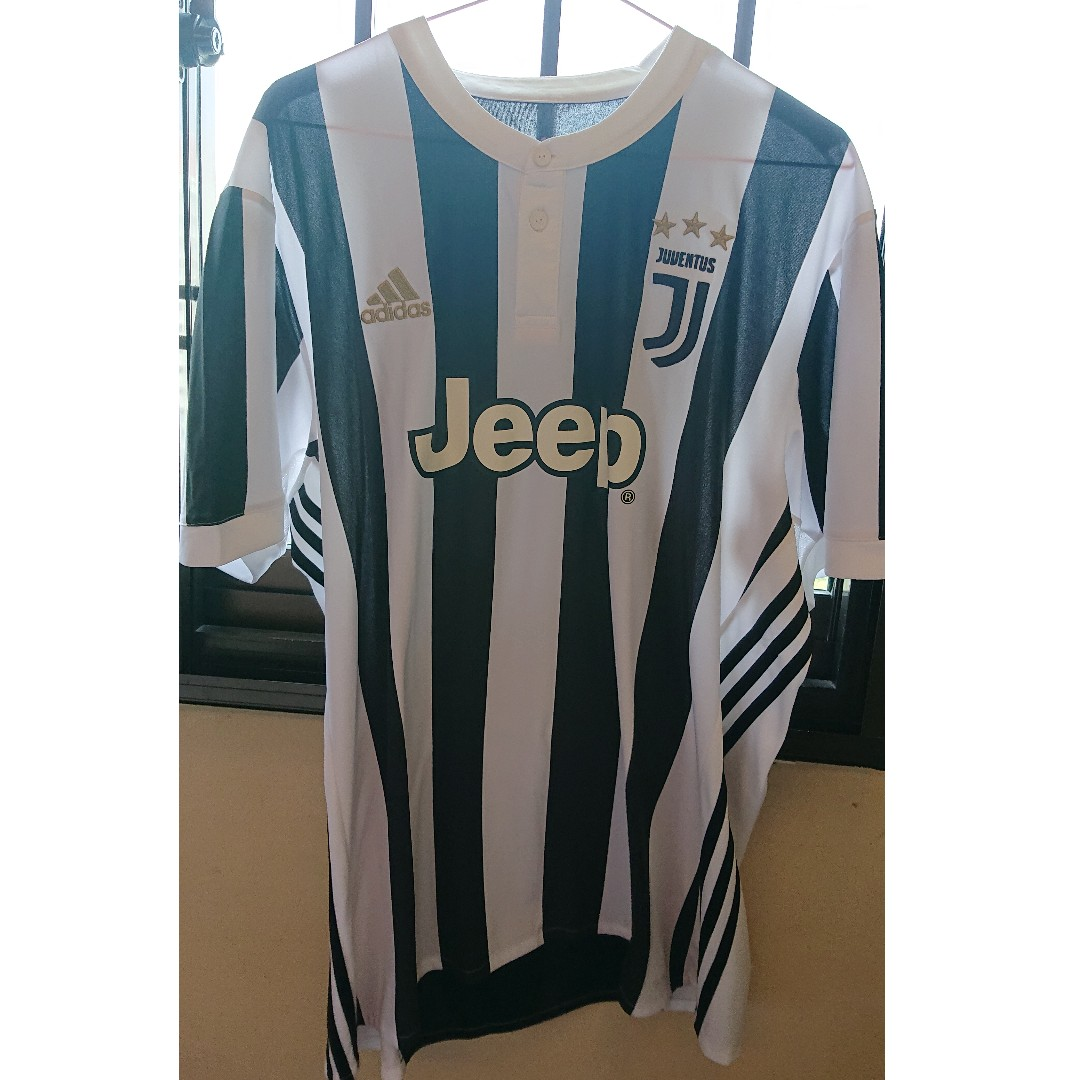 JUVENTUS HOME JERSEY 2018 19 BY ADIDAS (XL) 2a6f65efd