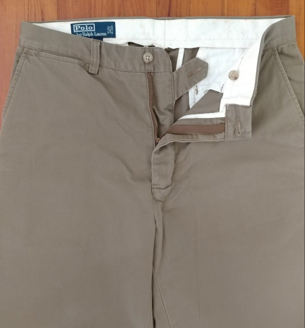 Ralph Green Prospect Pants Lauren Olive Polo Khaki bfgyY76v
