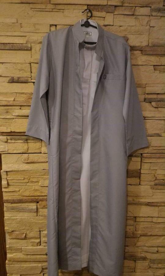 Khirqoh / Overcoat with Naal  by Al Wafiq