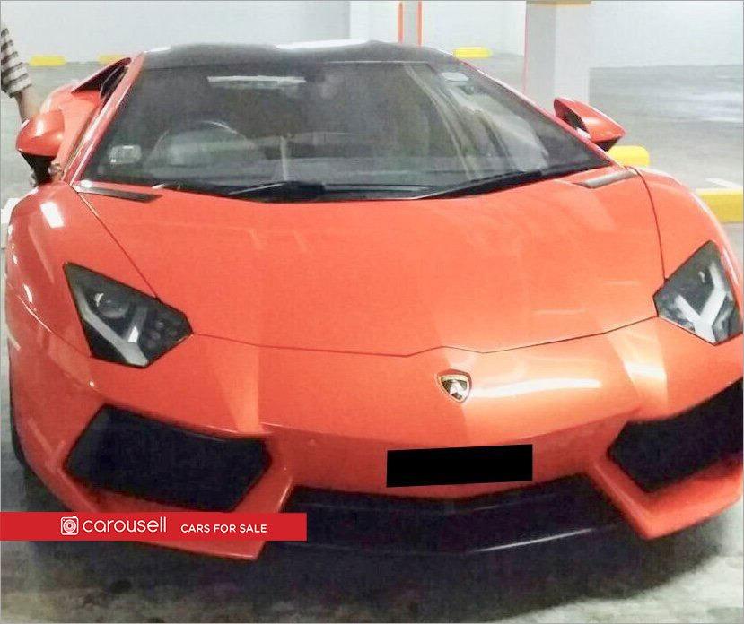 Lamborghini Aventador Lp700 4 Cars Cars For Sale On Carousell