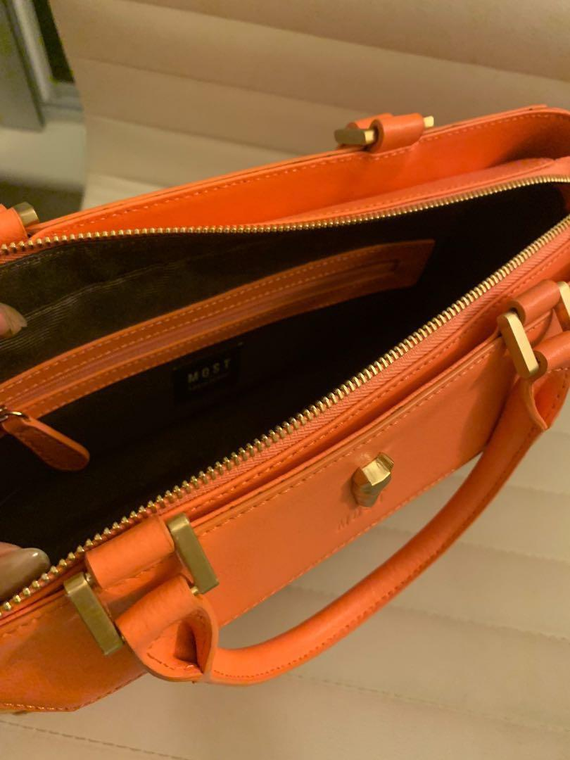 Lapalette Designer MOST Cubic Tote Bag Shoulder Bag