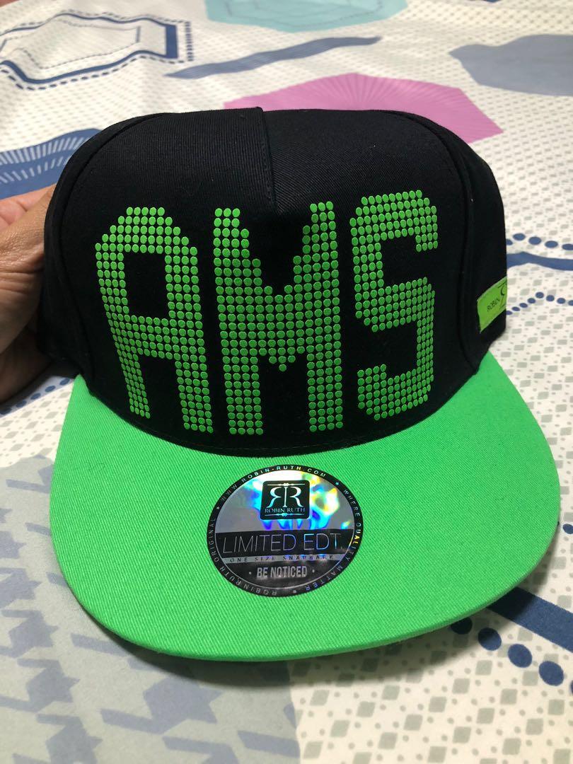 5ee25debefe Limited Edition Robin Ruth AMS cap