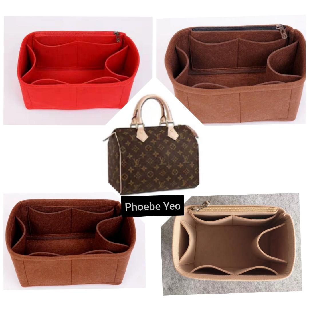 3a9d2a699d LV Speedy Inner Bag Organiser, Luxury, Bags & Wallets, Handbags on ...