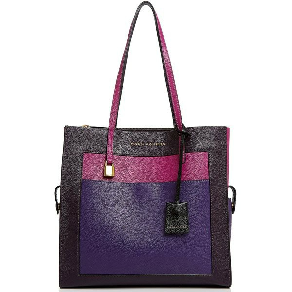 f24b86f1d ♥ Marc Jacobs Grind Colorblock Tote, Women's Fashion, Bags ...