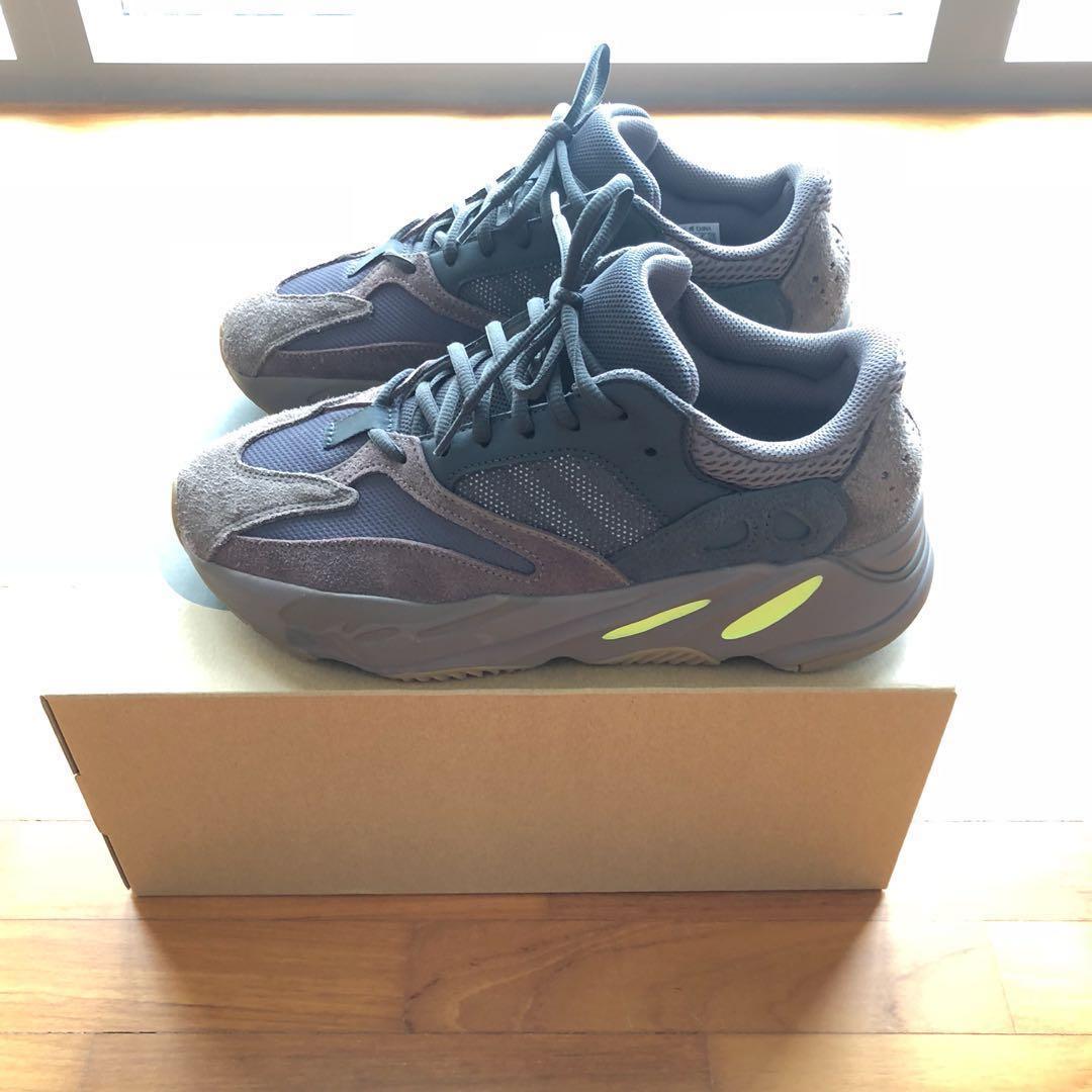 4286e9e3f61ed meet Katong only   Adidas Yeezy 700 us 9 Mauve mint