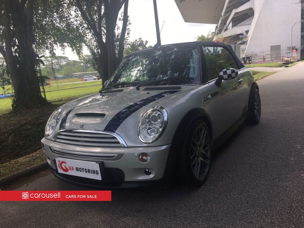 Mini Cooper S Cabriolet 16a Cars Cars For Sale On Carousell