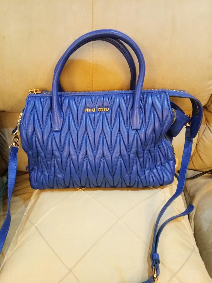 Miu Miu Avenue Travel Bag 60e4d13ec3e89