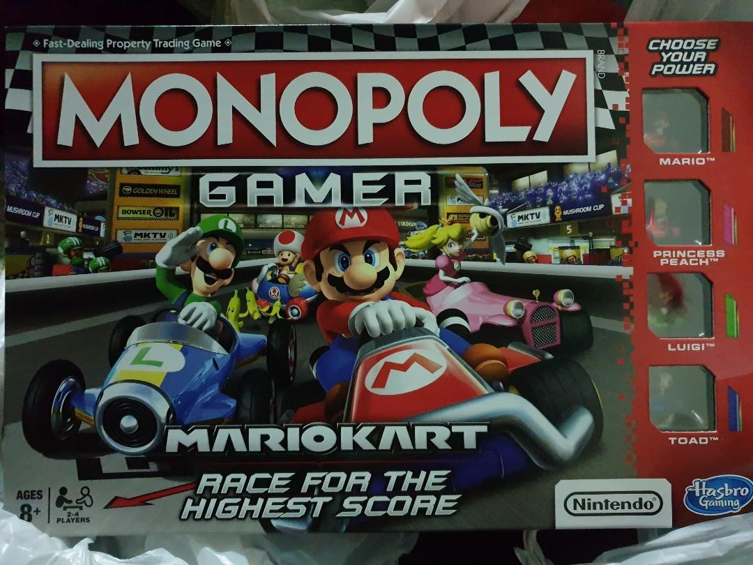 Monopoly - Mario edition