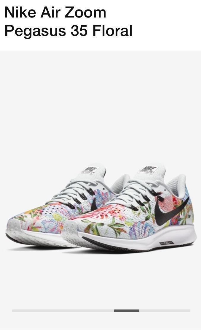 code promo 282f7 e75cd Nike Air Zoom Pegasus 35, Women's Fashion, Shoes, Sneakers ...