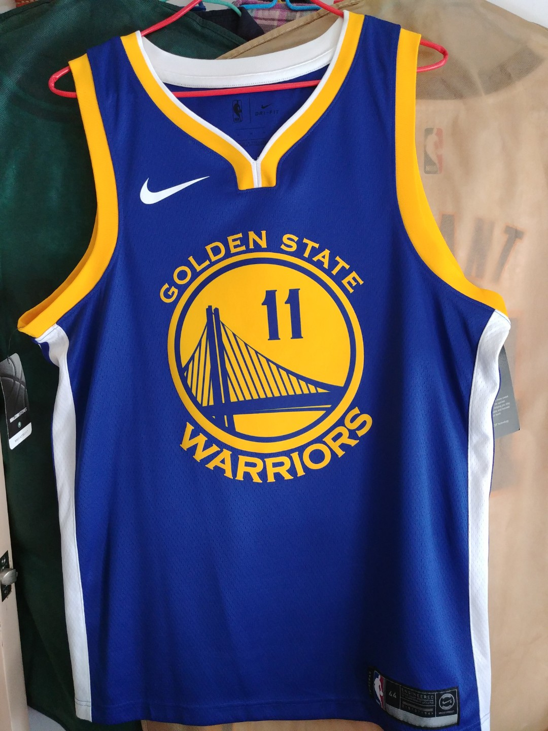 Nike Nba Swingman Jersey Klay Thompson 73ff0f27c