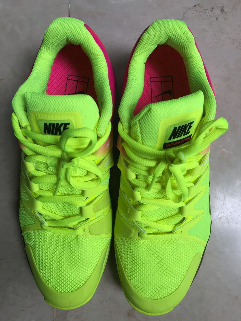 cffd3925f93a Nike Zoom Vapor 9.5 Tour (US9)
