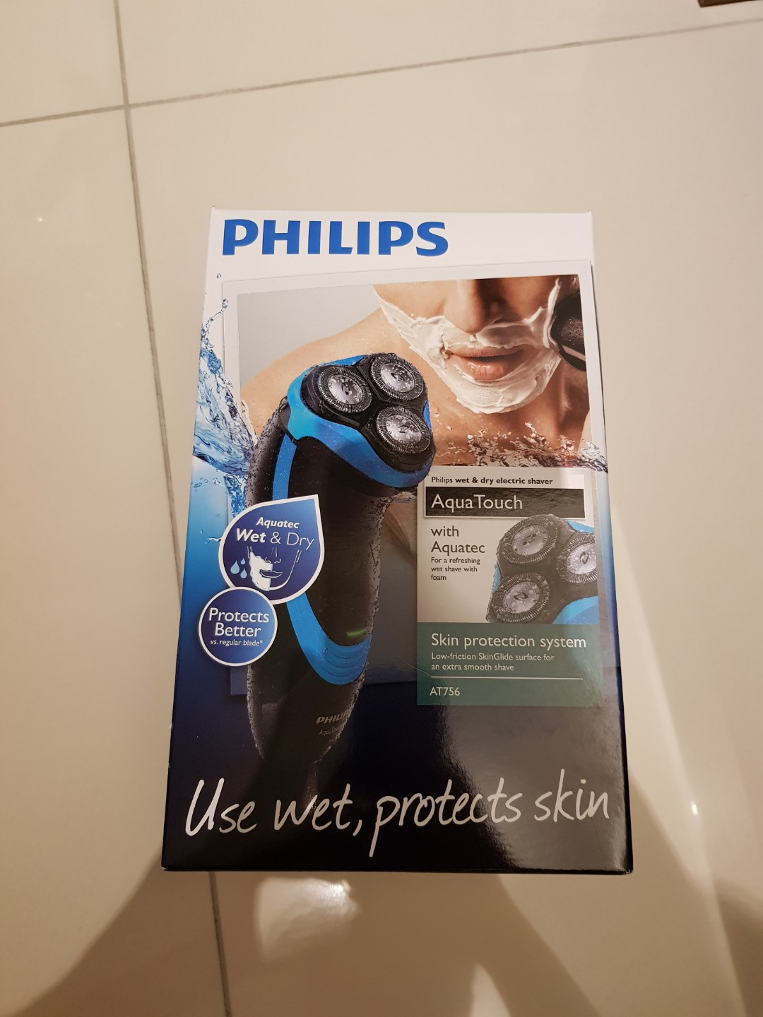 Philips Shaver - Aqua Touch