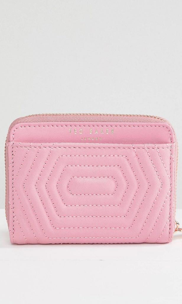 f8555152855c Pink Ted Baker purse