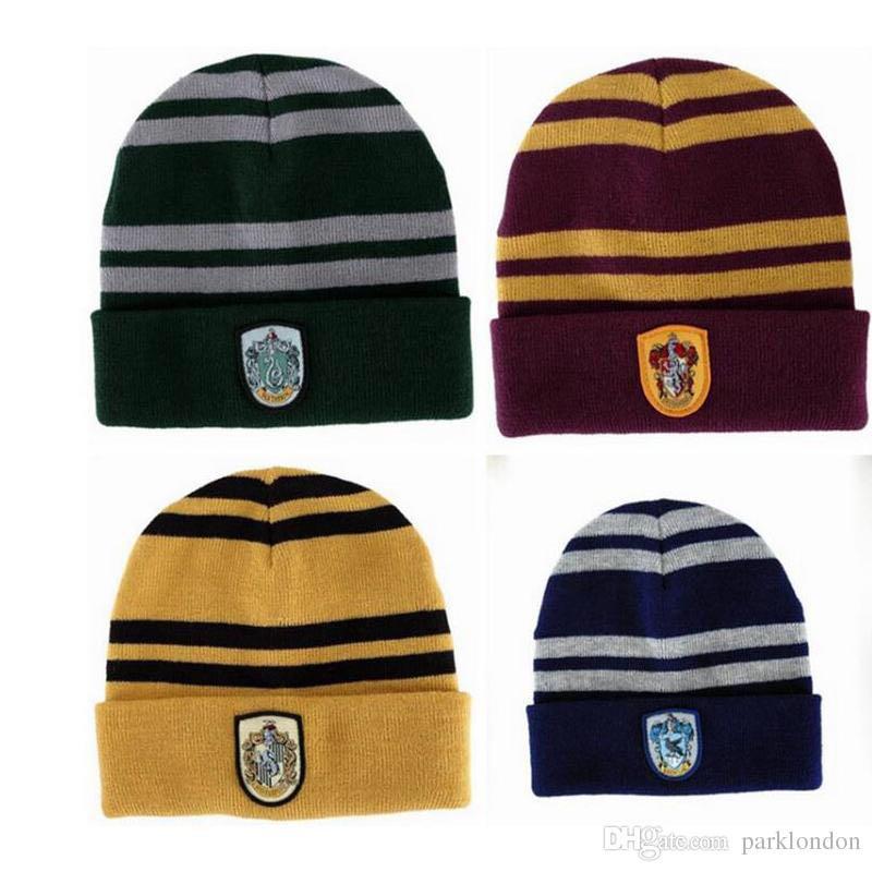 8f30aadf123 PO Harry Potter Hogwarts houses beanies gryffindor slytherin ...