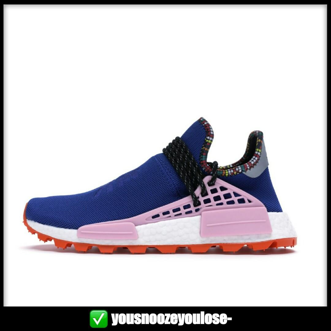 super popular be27a bd19b PREORDER] ADIDAS PHARRELL WILLIAMS HUMAN RACE NMD ...