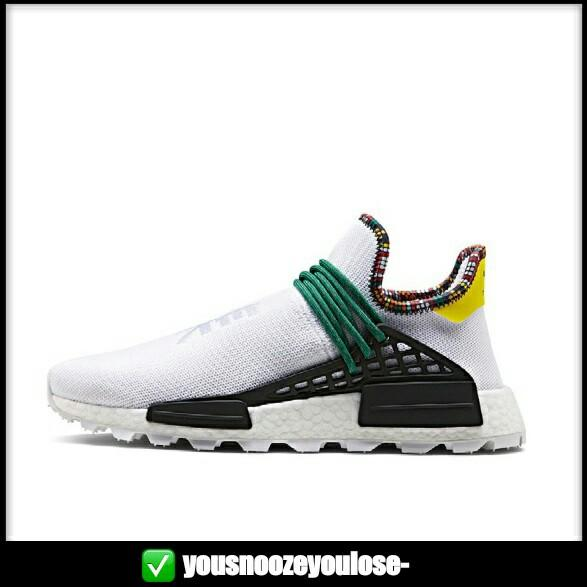 super popular 0aba8 86af8 PREORDER] ADIDAS PHARRELL WILLIAMS HUMAN RACE NMD ...