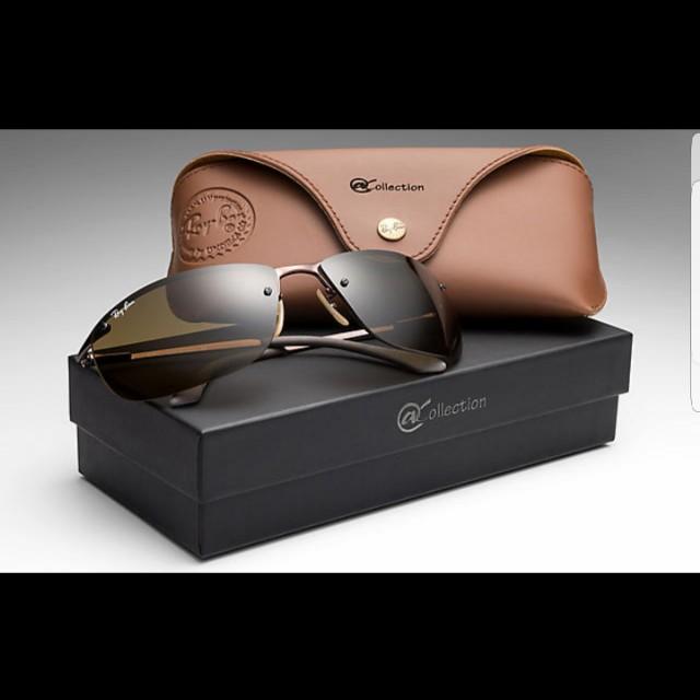 f7b39c1623706 Promo-Ray-Ban RB3187 sunglasses -100% Authentic