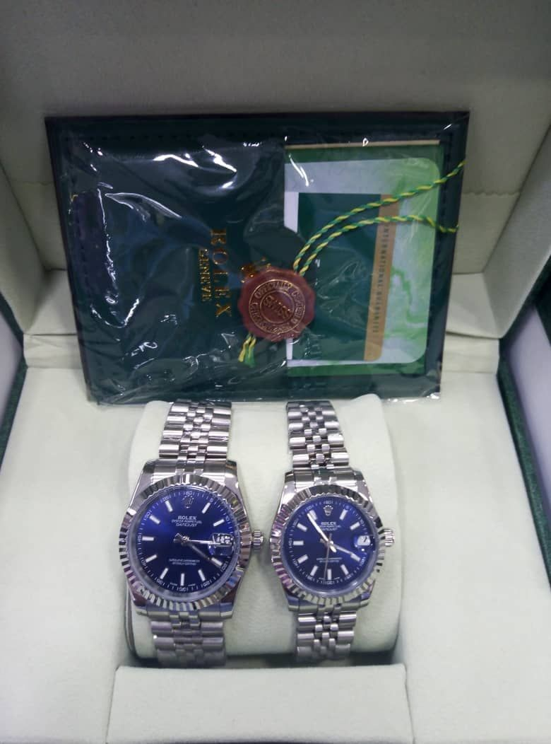 Rolex Oyster Couple 839492afdd