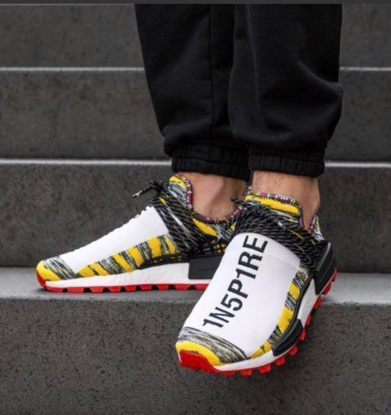 hot sale online c4ab0 bb1d4 Sales ~ Adidas NMD X Pharrell William HU, Men's Fashion ...