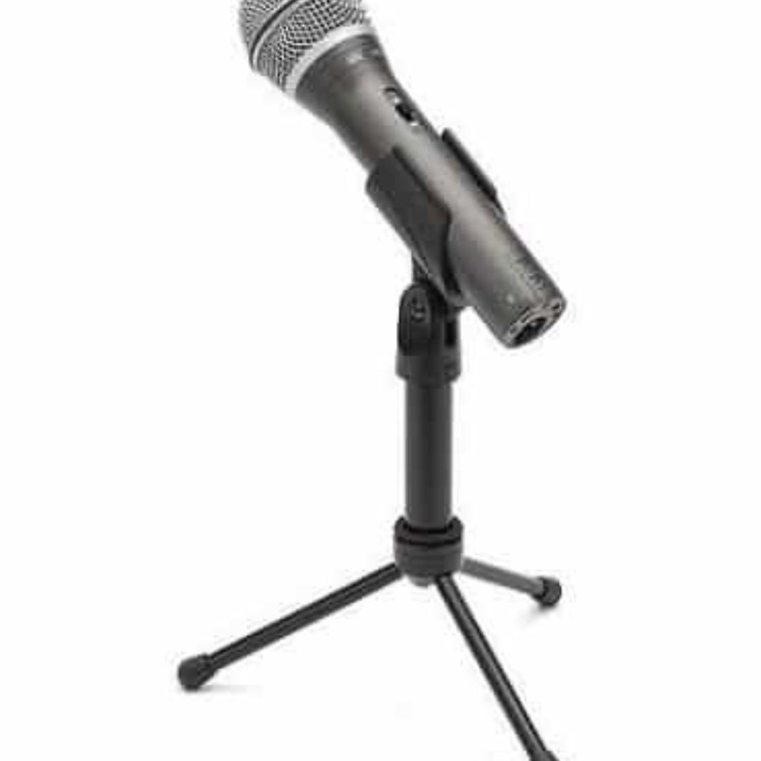 Samson Q2U Recording and Podcasting Pack – USB/XLR Dynamic Microphone