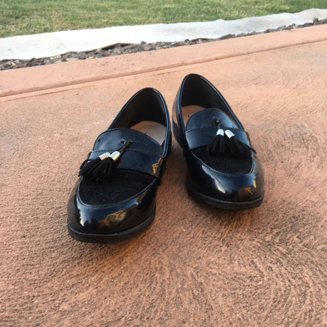 Tassel loafers moccasins