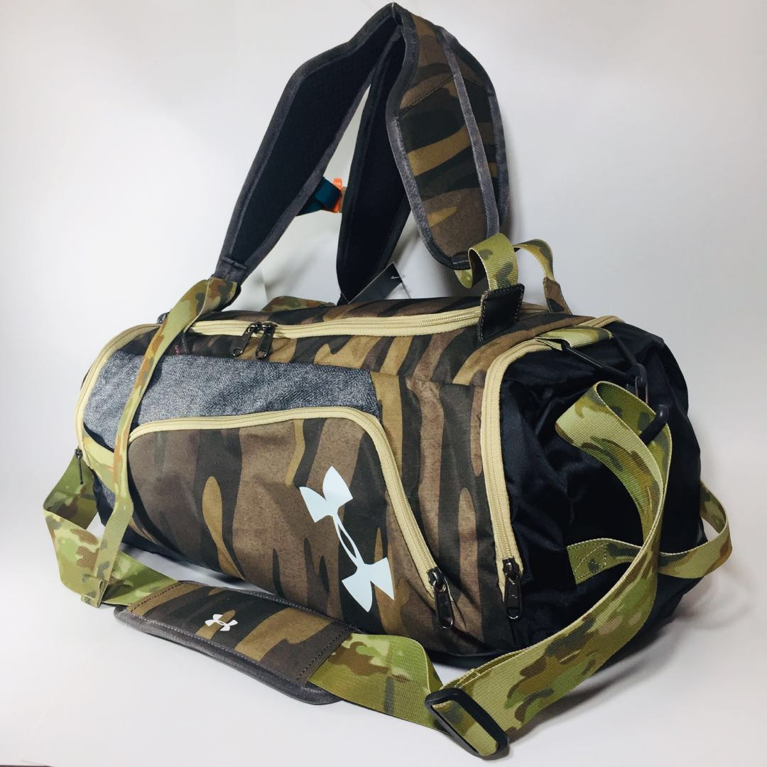 Under Armour Storm Contain Duffel Duffle   Backpack   Haversack ... 5c7e867f20