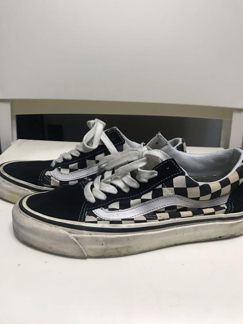 Vans Old Skool Anaheim Checkerboard
