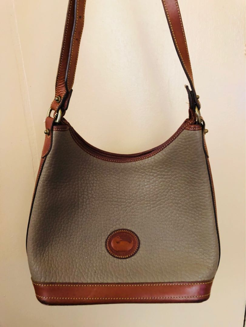 do vintage dooney and bourke bags have serial numbers
