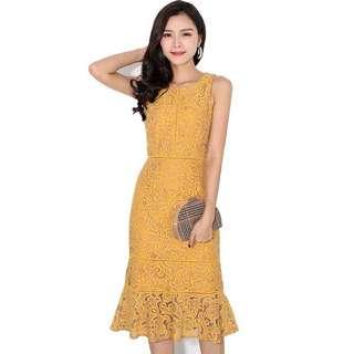 Love bonito inspired Lacey dress