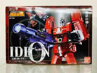 Soul of Chogokin GX-36 IDEON