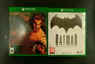 Xbox one tellable games
