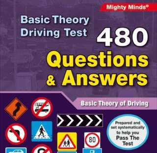 480 Question and Answer BTT book