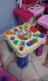 Fun Baby Learning Table