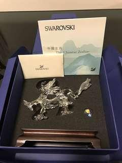Swarovski zodiac Dragon
